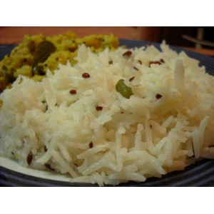 FRENCH BEANS RICE