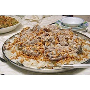 CHICKEN MANSAF