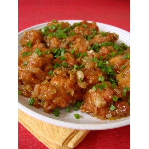 CHICKEN MANCHURIAN