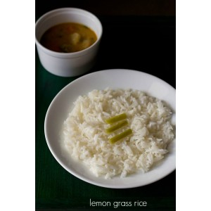 LEMON GRASS RICE